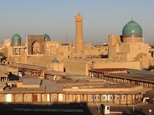 Bukhara Present