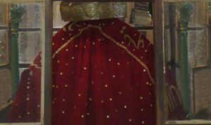 Actual Tombstone of Syed Jalaludin Surk Posh Bukhari.