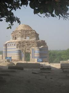 Jalaluddin Bukhari Shrine