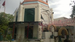 Main Tomb