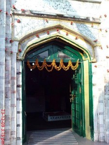 Doorway to Mauj Darya Grave